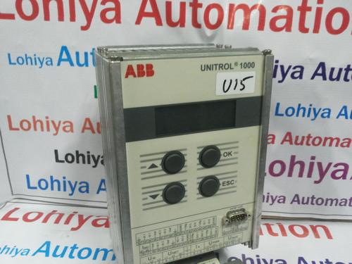 ABB UNITROL 1000
