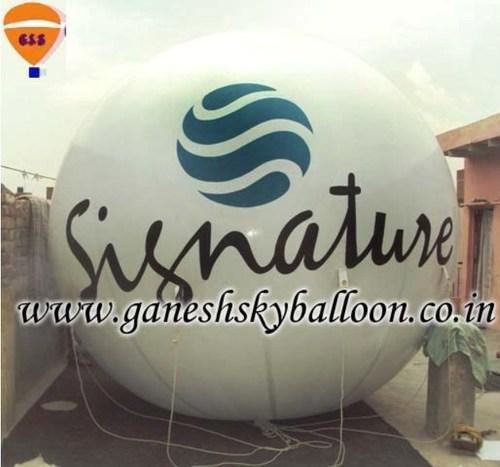 Air Balloon for Advertisement