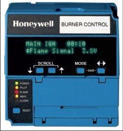Honeywell EC/RM 7800 Series Burner Control