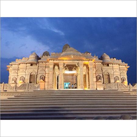 Carved Sandstone Temple