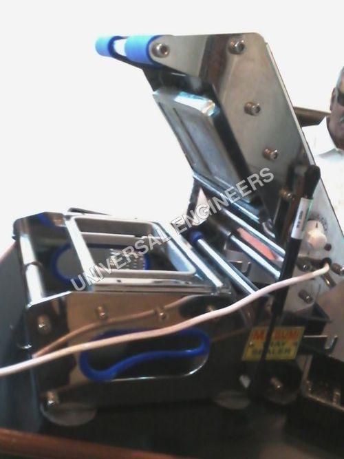 Trays sealing machines trays