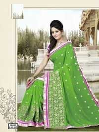 Ethnic Green Color -2070