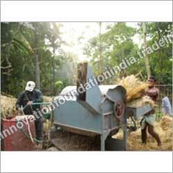 Agricultural Paddy Thresher