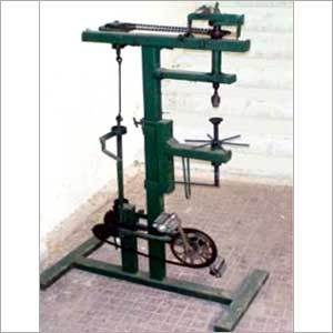 Foot Pedal Operated Drill