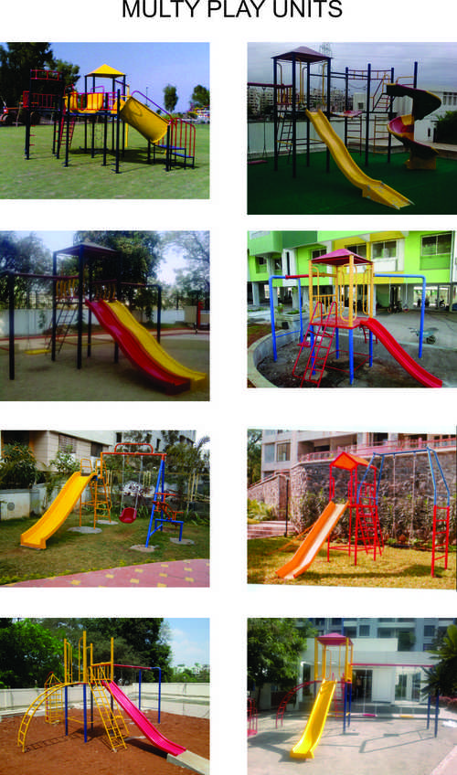Children Play Park Equipment