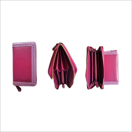 DESIGNER GENUINE LEATHER LADIES WALLET