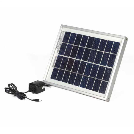 Solar Panel Mobile Charger