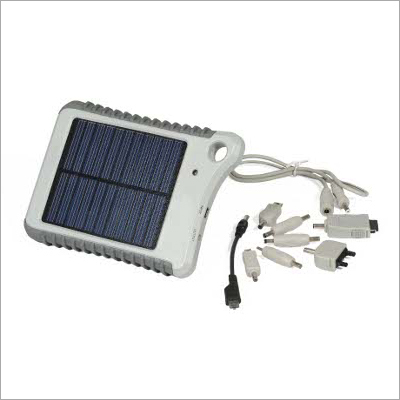 Mobile Solar Charger Battery