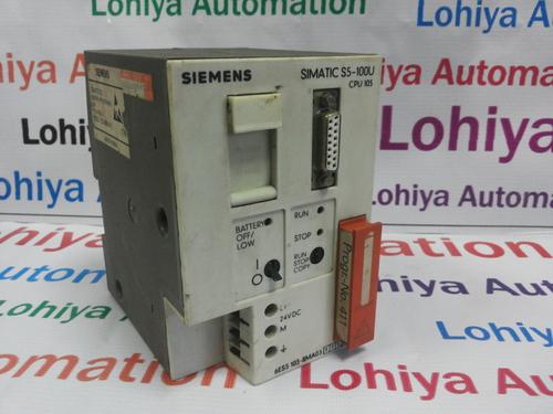 SIEMENS S5-100U CPU103, 6ES5 103-8MA03
