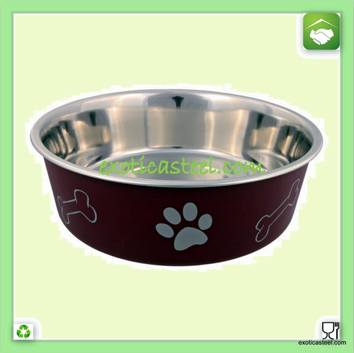 Pet Bowl - Multi Design
