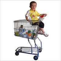 BABY SEATER SHPPOING TROLLEY