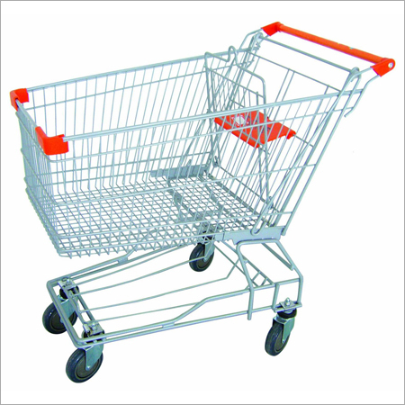 DEPARTMENTAL SHOPPING TROLLEY