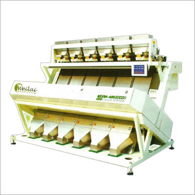 Electronic Rice Color Sorter