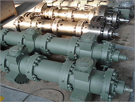 Vertical Vibrating Machine for Concrete Pipe