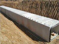 Concrete Box Culvert Pipe Machine
