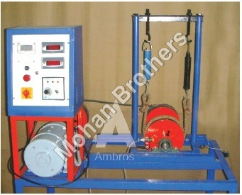 Slip And Creep Measurement Apparatus