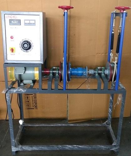 Epicyclic Gear Train Holding Torque Apparatus
