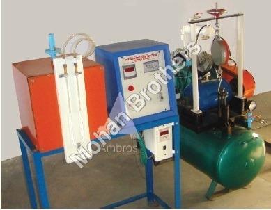 Rotary Air Compressor Test Rig
