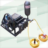 Three Cylinder Car Washer