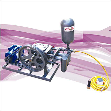 Heavy Duty Double Cylinder Car Washer