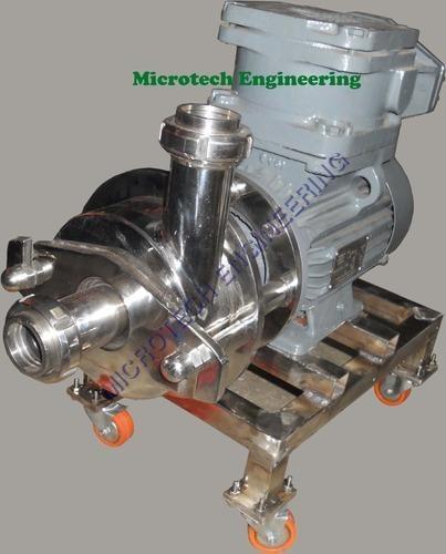 SS Hygienic Pump