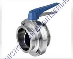 Butter Fly Valve TC End