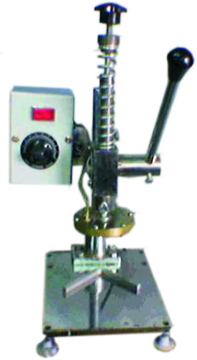 Aluminum Foil Sealing Machine For Containers and J