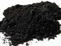 Antimony sulphide Black