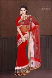 Designer Fancy Stylish Saree