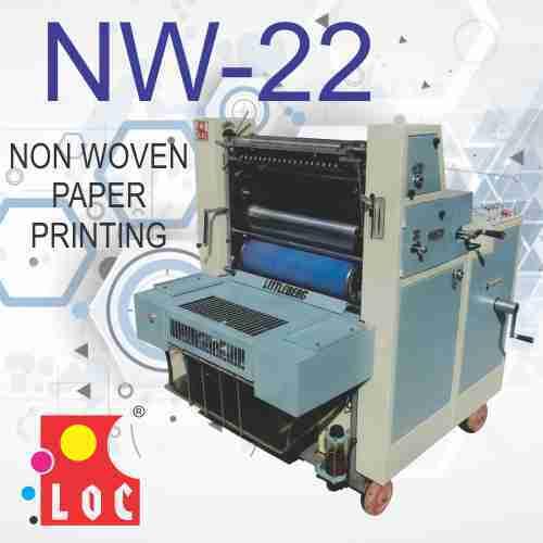 Non Woven Bags Offset Printing Machine