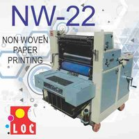 Non Woven Bags Offset Printing Machine