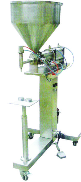 Liquid, paste and granules Filling Machine for jar