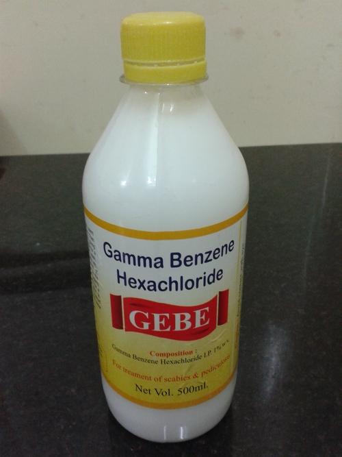 Gamma Benzene Hexachloride