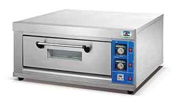 Electric Baking Oven 1 Deck-2 Tray