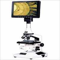 Screen Projection Microscope