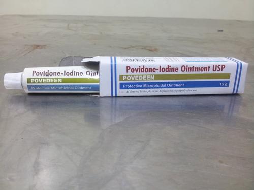 Povidone Iodine Ointment USP