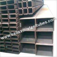 MS Rectangular Steel Tubes