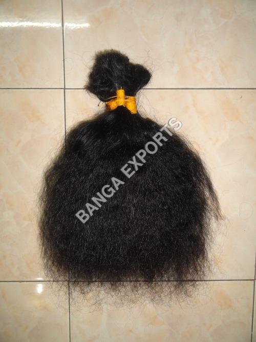 Natural Bulk Curly Hair