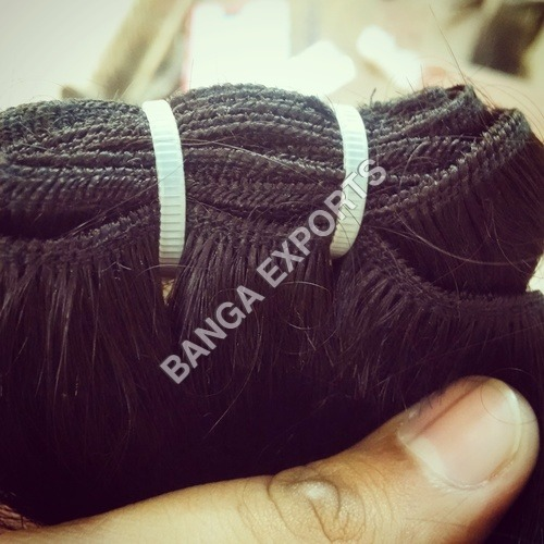 Strong Double Machine Weft