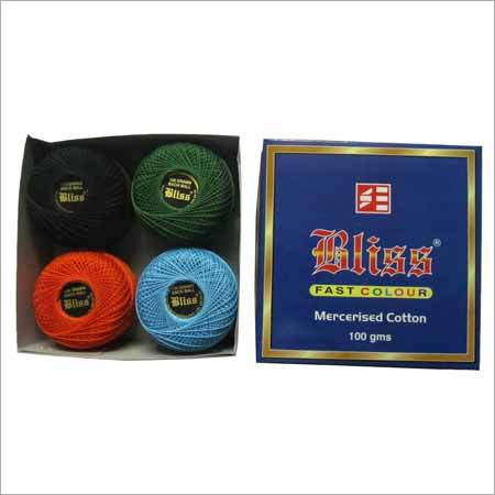 BLISS GASSED MERCERIZED COTTON DORI