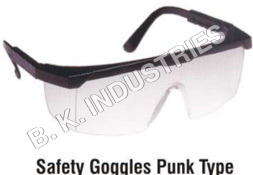 safety goggles punk type