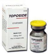 TOPOSIDE 100MG/5ML