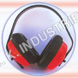 Earmuff with Plastic Headband