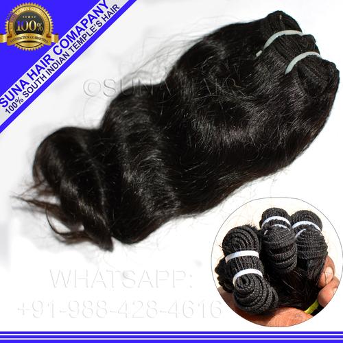 Best qulity deep body wavy indian remy wavy human hair