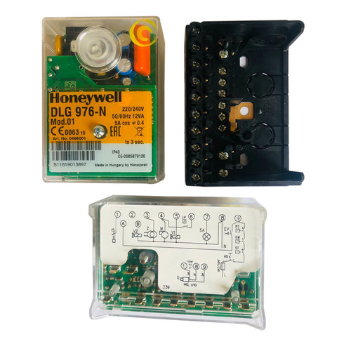 Honeywell Sequence Controller DLG 976