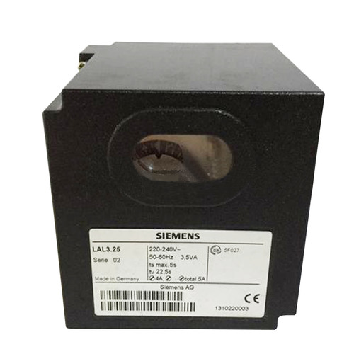 Siemens Sequence Controller LAL 3.25