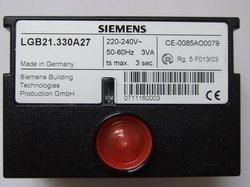 Siemens Sequence Controller LGB21.330 A27