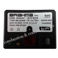 Brahma Kiln Burner Controller