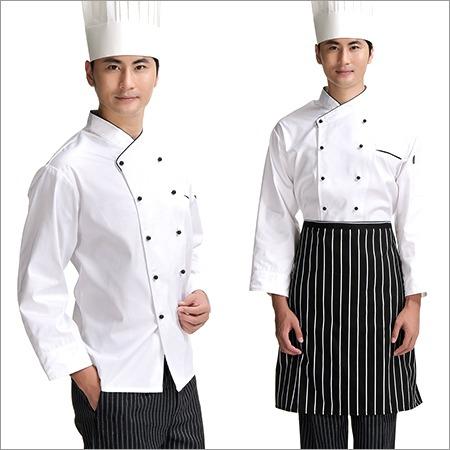Chef Uniform Fabric