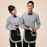 Waiters Uniform Fabric